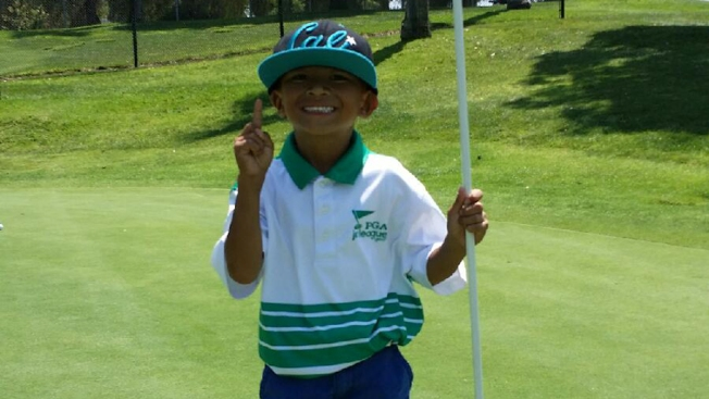 6-Year-Old Makes Hole-In-One at World Championships