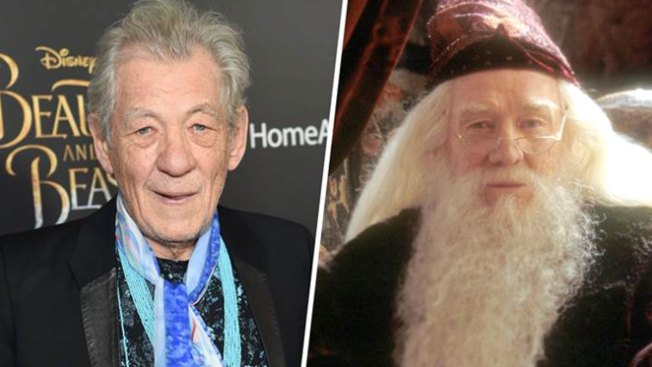 Why Ian McKellen Turned Down Role in the 'Harry Potter' Films