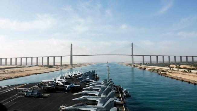 US Deployments Across Mideast Factor in Iran Tensions
