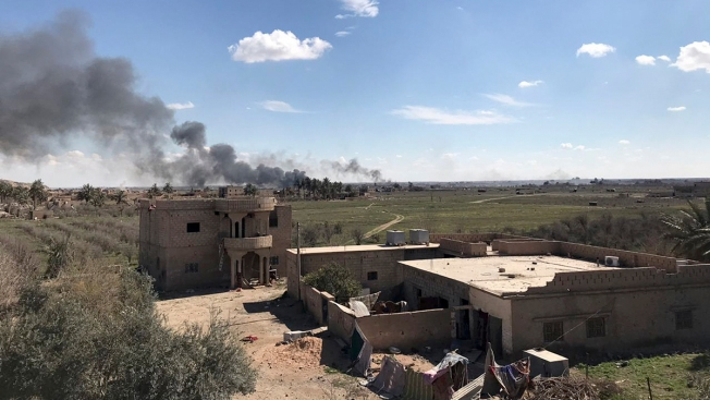 ISIS Fighters Put Up Fierce Resistance to Defend Last Pocket