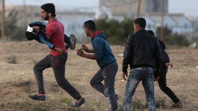 Arabs Ask UN Chief to Launch Investigation of Gaza Killings