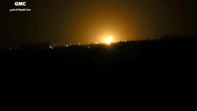 Israeli Strikes Inside Syria Pick Up Tempo in Proxy War