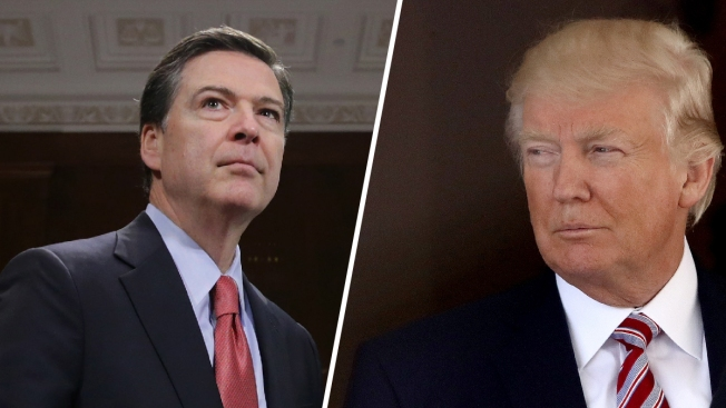 WH Redirects Comey Tapes Inquiry Back to Trump's Tweets