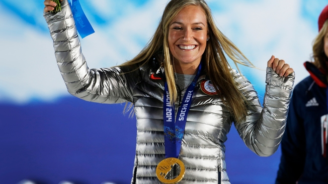 "Jamie Anderson on Matchmaking in Sochi: ""There Are Some Cuties"" on Tinder"