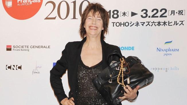 Jane Birkin Asks Hermes to Take Her Name off Famed Crocodile Bag