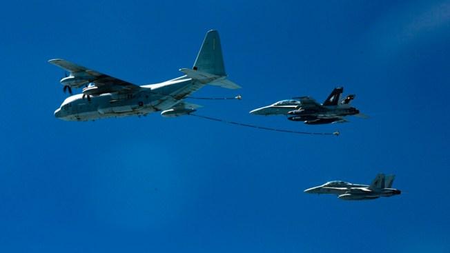 US Military Identifies 5 Dead in Warplanes Crash Off Japan