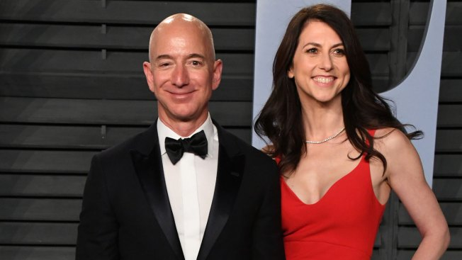 MacKenzie Bezos Pledges Half her Fortune to Charity