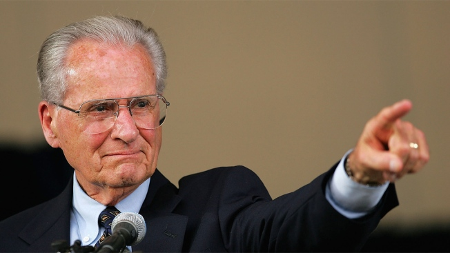 Public Memorial Service Set for Padres Announcer Jerry Coleman