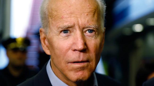 Joe Biden on Anita Hill: 'I Don't Think I Treated Her Badly'