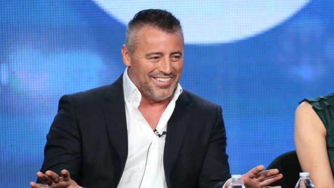 Matt LeBlanc Signs Deal To Host BBC's 'Top Gear'