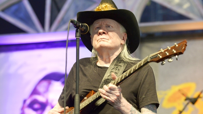 Blues Legend Johnny Winter Dies at 70 in Zurich