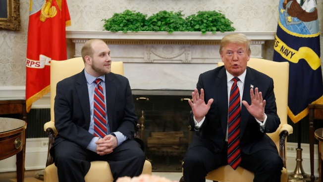 American Joshua Holt Released From Venezuela Jail, Arrives Home in US