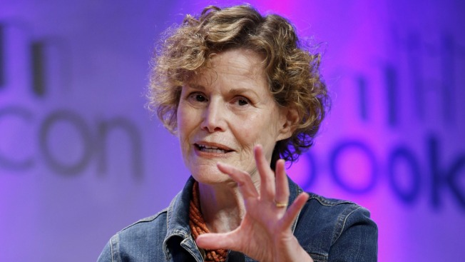 Judy Blume Among Authors Given Prizes by Arts Academy