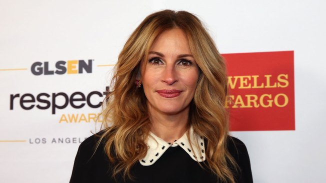 People Magazine Names Julia Roberts 'World's Most Beautiful Woman' for 5th Time