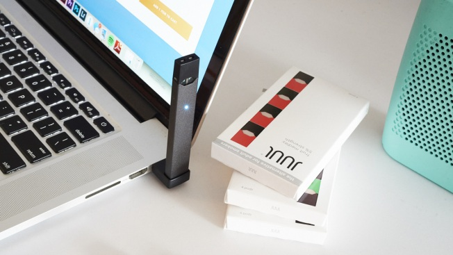 Juul Is Pitching Its E-Cigarette as an Anti-Smoking Tool to Employers and Insurers