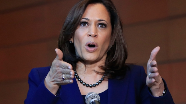 Twitter Suspends Anti-Kamala Harris Accounts Suspected of Being Trolls