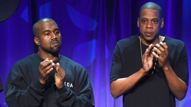 Jay-Z and Beyonce worked on a joint album