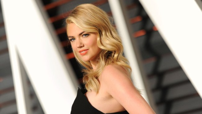 Kate Upton Three-Peats as SI's Swimsuit Queen