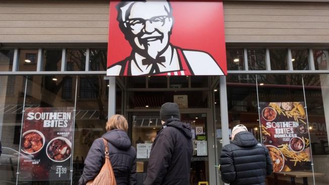 KFC Reports Gravy Shortage in UK, Following Chicken Crisis