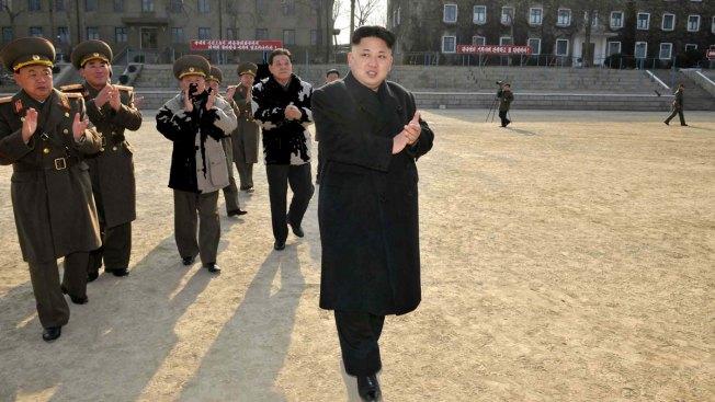 US Website: Images Suggest N. Korea Preparing For Nuke Test