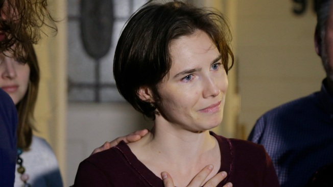 Amanda Knox to Return to Italy for 1st Time Since Acquittal