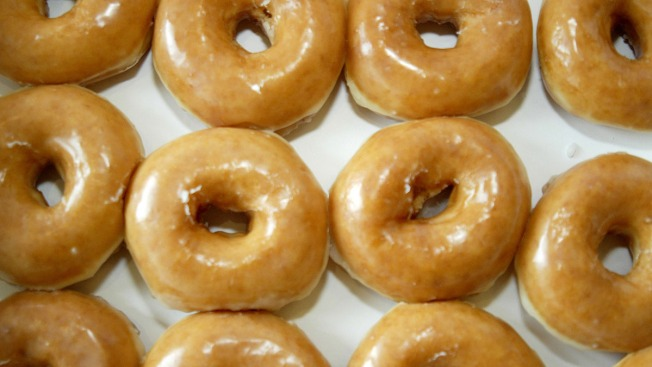 No Joke: Krispy Kreme Offering Free Doughnuts April 1