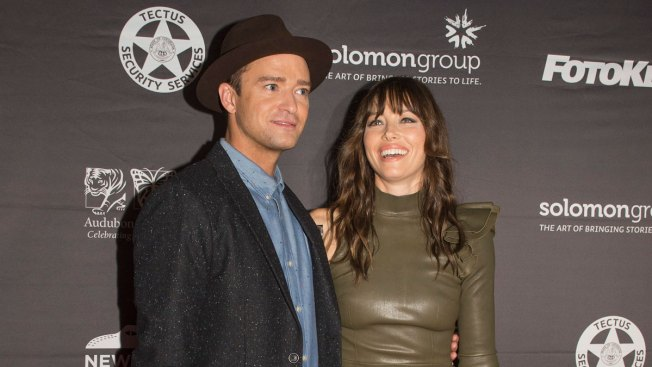 Jessica Biel Pokes Fun at Justin Timberlake's Voting Scandal