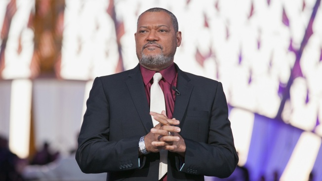 Laurence Fishburne to Join 'Roots' Miniseries