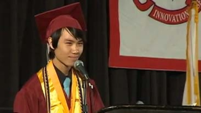 Calif. Teen Gets Full-Ride Scholarships to 9 Top Universities