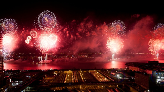 How to Watch the Macy's 4th of July Fireworks Live on Your Phone