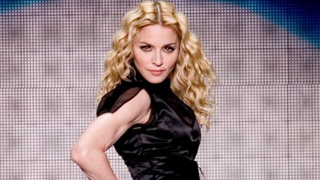 Madonna Returning to San Diego