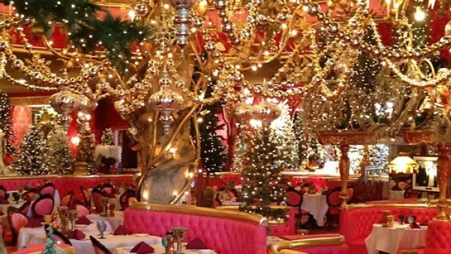 Holiday Time, Over-the-Top: Madonna Inn