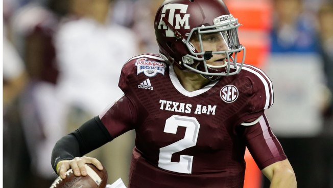 Johnny Manziel Dazzles in Shootout Bowl Win