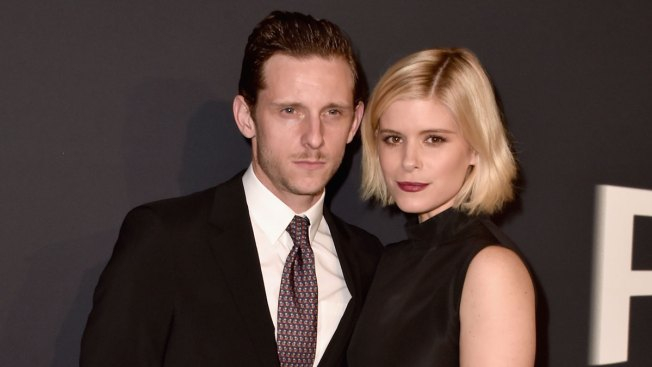 Kate Mara and Jamie Bell are married
