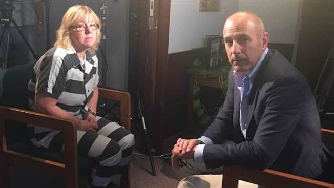I Deserve to Be Punished': Joyce Mitchell Speaks Out in First-Ever