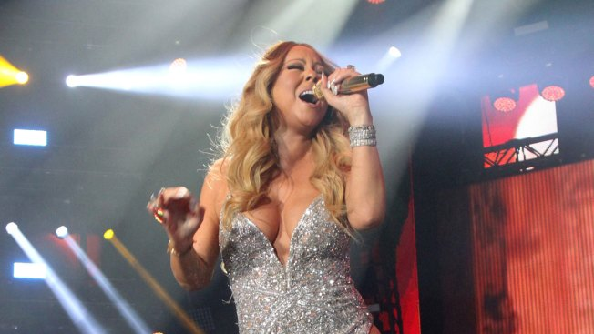 Mariah Carey Headlines New Year's Eve Lineup in Times Square