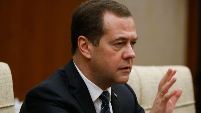 Russian Prime Minister Warns US Against Ramping Up Sanctions