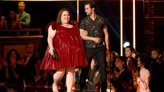 Chrissy Metz Hits Back at Body Shamers After 2017 MTV Movie Awards