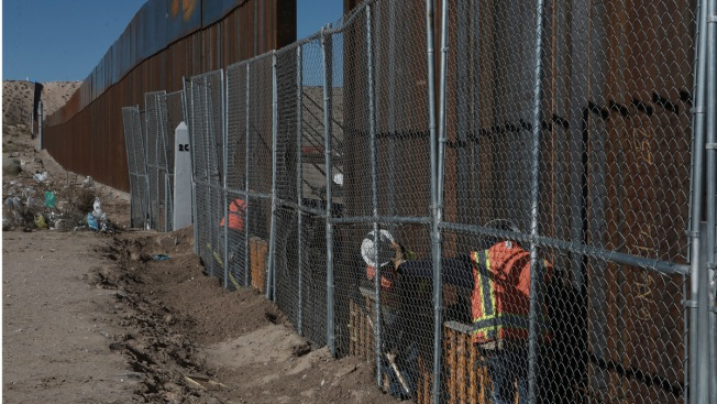 Will Trump's Border Wall Prevent Human Trafficking?