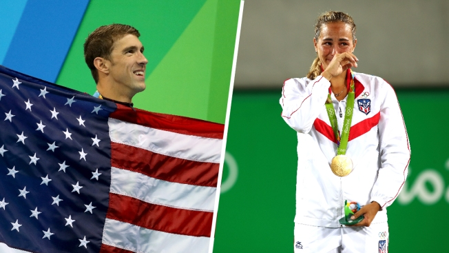 Rio Day 8: Phelps' Last Gold Medal, Puerto Rico's First and Other Top Moments