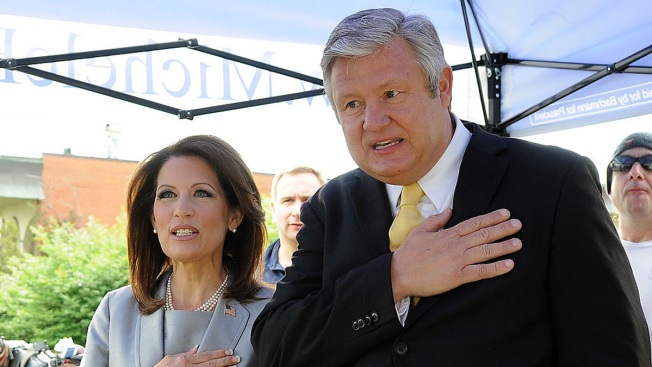 Clinic Run by Michele Bachmann's Husband Hit With Violations