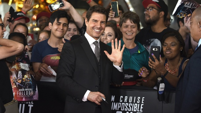 'Mission: Impossible - Fallout' Shoots to No. 1