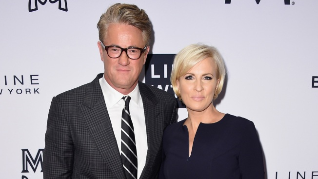 'Morning Joe' Co-Hosts Joe Scarborough and Mika Brzezinski Get Married in Secret Ceremony