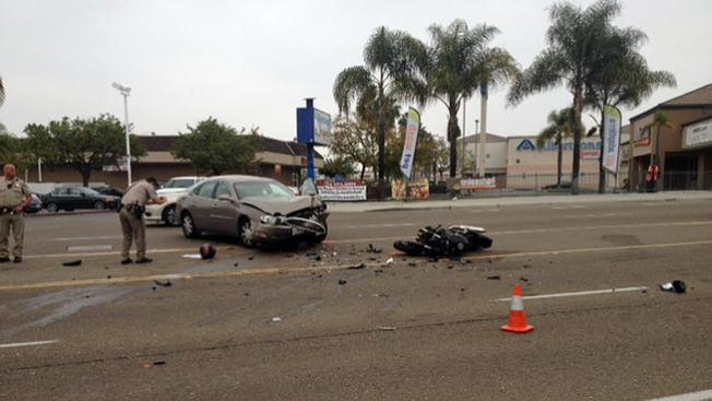 California Motorcyclist Fatalities Down