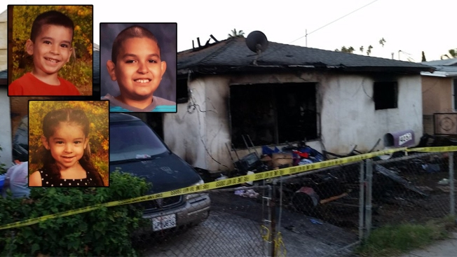 Young Fire Victims Suffer Serious Burns, Require Surgery