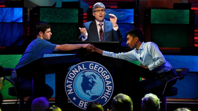 Texas 8th Grader Wins National Geographic Bee