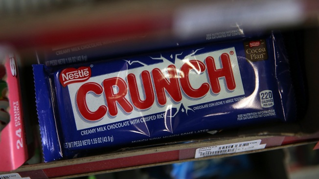 Nestle Selling US Candy Business for $2.8 Billion