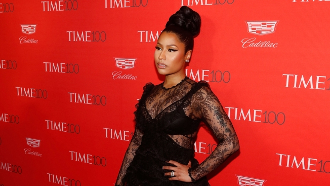 Talent Agency Wilhelmina Signs Rapper Nicki Minaj