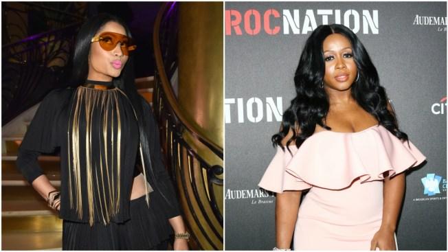 Nicki Minaj Addresses Remy Ma Drama in New Song 'No Frauds'