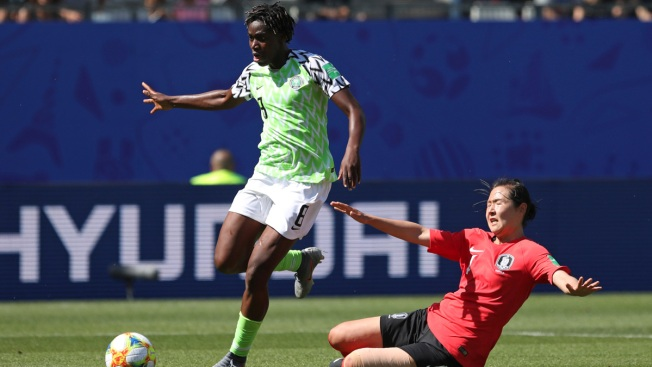 Nigeria Earns 4th World Cup Win, 2-0 Over South Korea